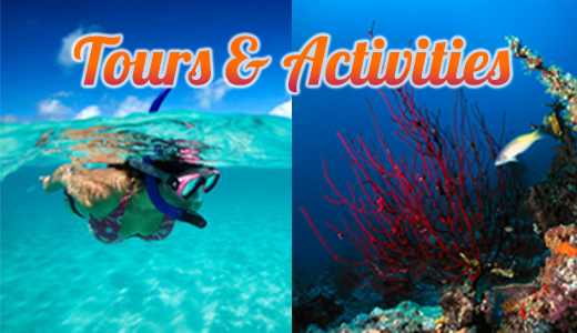 Isla Mujeres Tours and Activities