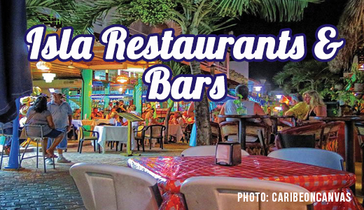 Isla Mujeres Bars & Restaurants